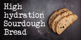 High hydration sourdough bread recipe with tangzhong