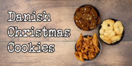 Danish Christmas cookies recipes - The best cookies from Denmark
